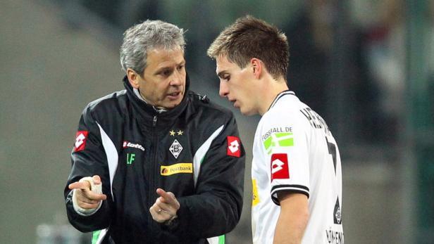 Erfolgscoach: Lucien Favre formte Borussia Mönchengladbach vom Abstiegskandidaten zum Titelanwärter.