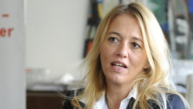 Händler haben 2011 weniger umgesetzt als im Vorjahr, bleiben aber optimistisch, meint Handelsobfrau Bettina Lorentschitsch.