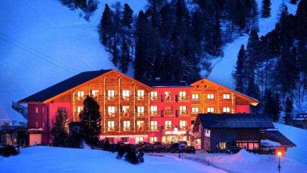 Logis-Adresse für Verwöhnte: Das 4*-Superior-Hotel Kesselspitze bietet u. a. eine schöne Saunalandschaft.