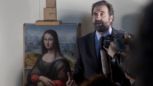 Miguel Falomir ist Experte für Italienische Malerei im Prado-Museum.