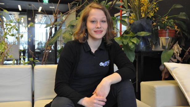 ÖH-Vorsitzende Chiara Werner-Tutschku fordert eine generelle Überprüfung des Learning Centers.