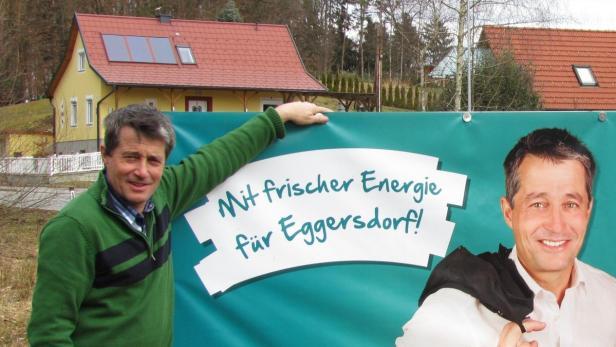 Florian Taucher will sieben Mandate in neuer Gemeinde