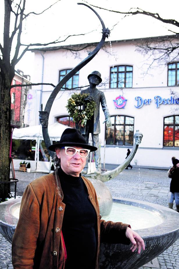 Alexander Waechter in München…
