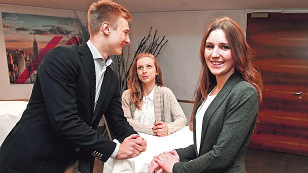 Klara Butz liebt Argumente