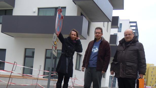Rossignol, Blaschke, Maier: Protest gegen die Strafen