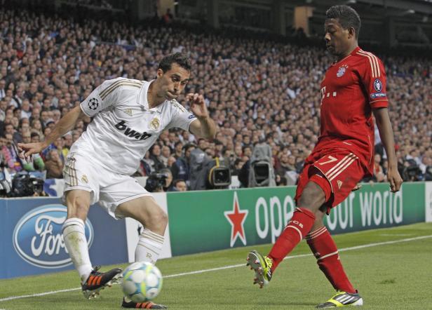 Ein bewegtes Jahr: Alaba überzeugte gegen Real Madrid, ...