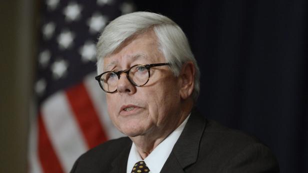 Beruft sich auf US-Verfassung: Waffen-Lobbyist David Keene.
