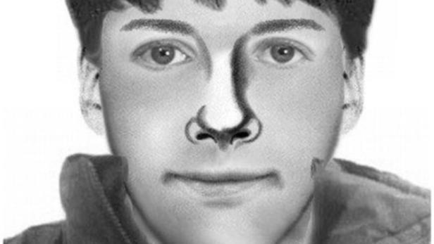 Nach den Anschlägen fahndet die Polizei nach diesem jungen Mann