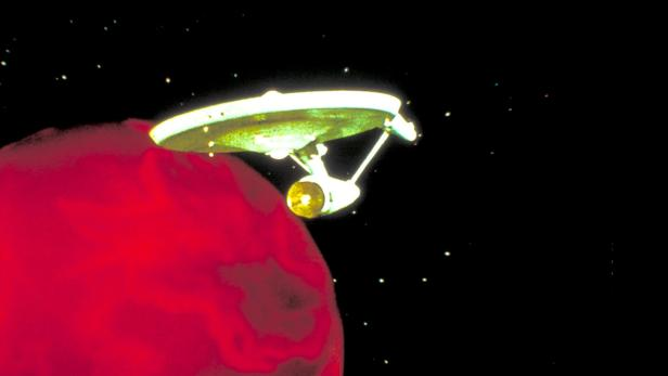 Star Trek – Der Film: 1978 war Puttkamer technischer Berater