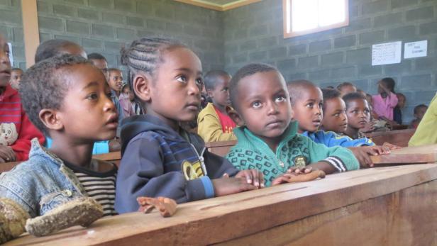 Bildung als Basis für eine bessere Zukunft