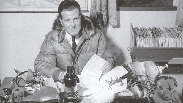 Norman Dyhrenfurth, Vorbereitungen zur Mount-Evere…