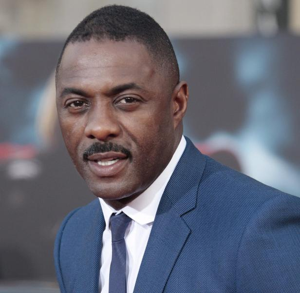 EPAepa03311225 (FILE) A file picture dated 02 May 2011 shows British actor and cast member Idris Elba arriving for the premiere of Thor in Los Angeles, California, USA. Idris Elba has been nominated on 19 July 2012 as Lead Actor in a Miniseries or a Movie