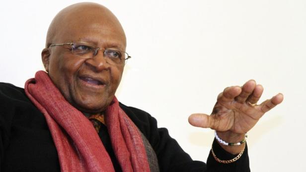 Nobelpreisträger Desmond Tutu