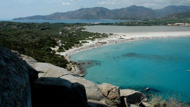 Sardinien, Urlaub, Sommerurlaub, Meer, Strand, Fea…