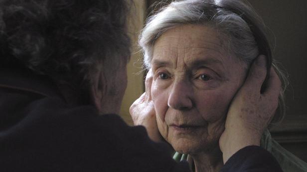 Emmanuelle Riva könnte just an ihrem 86. Geburtstag zur ältesten Oscar-Gewinnerin werden.