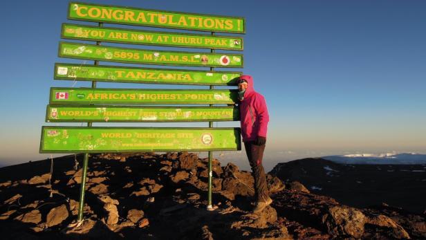 Kilimanjaro, Afrika, Africa, Tanzania, Tansania, B…