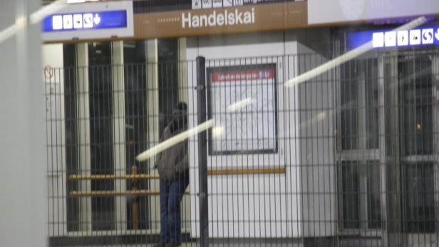 Drogen-Hotspot U-Bahnstation
