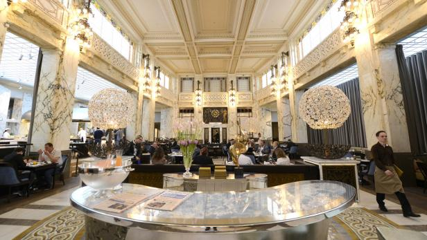 THEMENBILD: HOTEL PARK HYATT VIENNA
