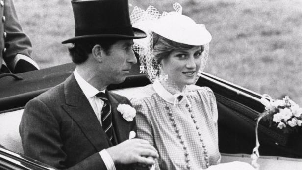 Der nächste König wäre geschieden: Charles und Diana