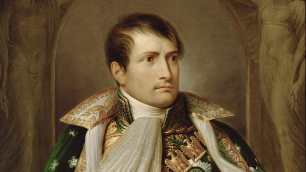 Napoleon verstieß seine Frau Joséphine. Danach heiratete er eine österreichische Erzherzogin