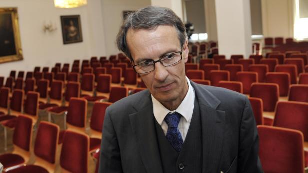 Organisator Peter Krüger