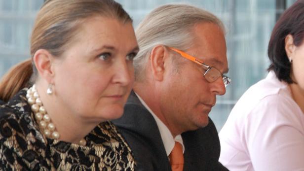 Botschafterin Susan le Jeune d'Allegeershecque