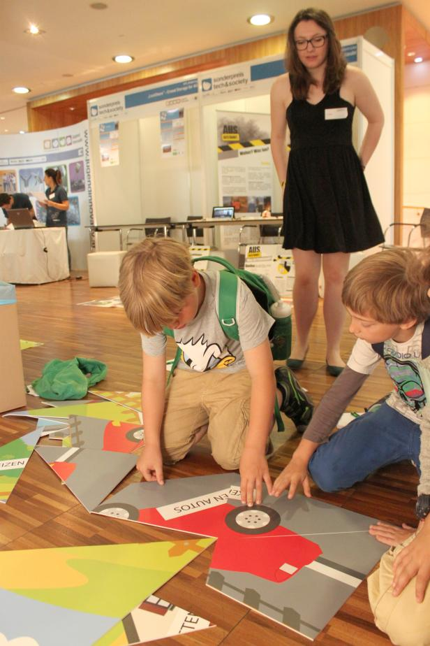 Jugend Innovativ 2014, Volksschulkinder