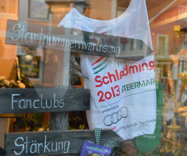 VORBERICHTERSTATTUNG ALPINE SKI -WM SCHLADMING 201