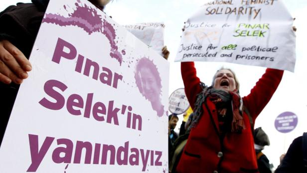 TURKEY JUSTICE PROTEST