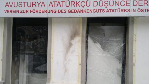 Molotowcocktails: Anschlag auf Türken-Lokal in Wien