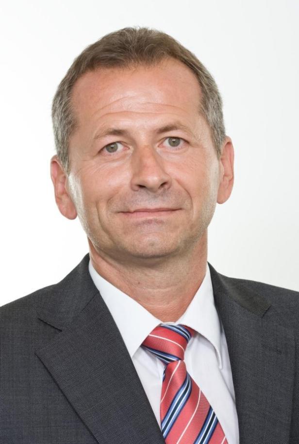 Josef Domschitz, Referent im Fachverband der Leben…