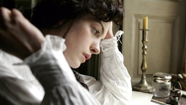 Anne Hathaway bewies bereits 2007 ihr Gespür für historische Stoffe. Heuer ist sie für 'Les Miserables' für den Oscar als beste Nebendarstellerin nominiert