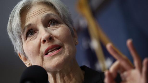Grün-Kandidatin Jill Stein