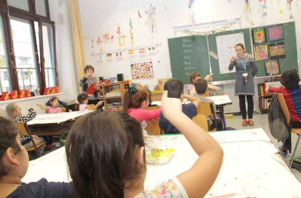 Erasmus-projekt, VS Schönngasse, Wien