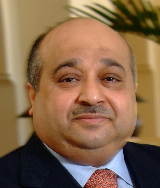 Scheich Mohamed Bin Issa Al Jaber