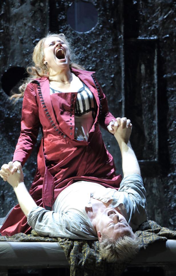Lady Macbeth von Mzensk. Bayerische Staatsoper. …