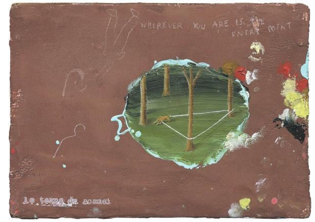 Francis Alÿs, Le temps du sommeil, 1995 –, f…