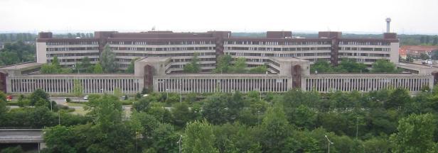 Zentrale des BfV in Köln