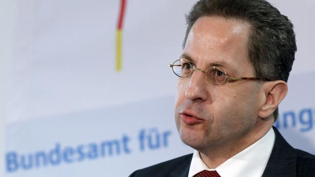 Der Präsident des Bundesamtes fuer Verfassungsschutz (BfV), Hans-Georg Maassen