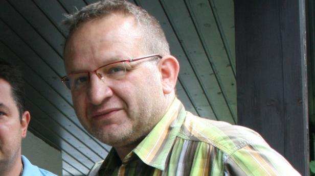 Chef der Pinkafelder FPÖ und Landesgeschäftsführer Peter Jauschowetz