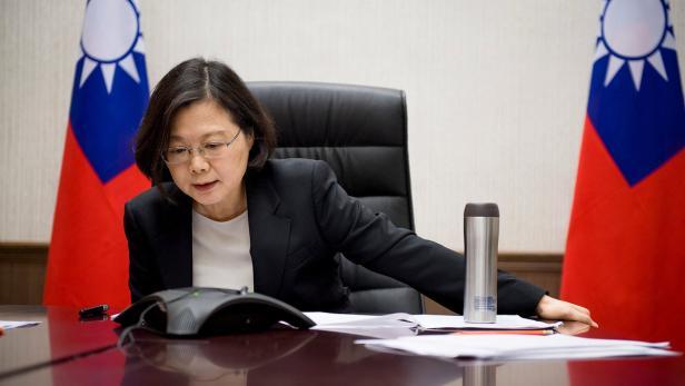 Präsidentin Tsai Ing-wen