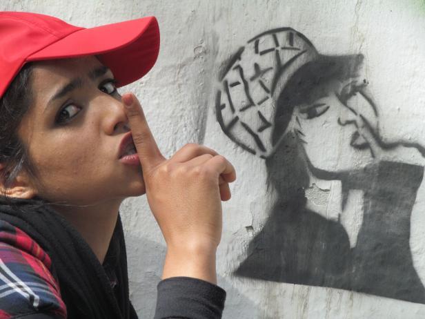 """""""Sonita"""" von Rokhsareh Ghaem Maghami"""