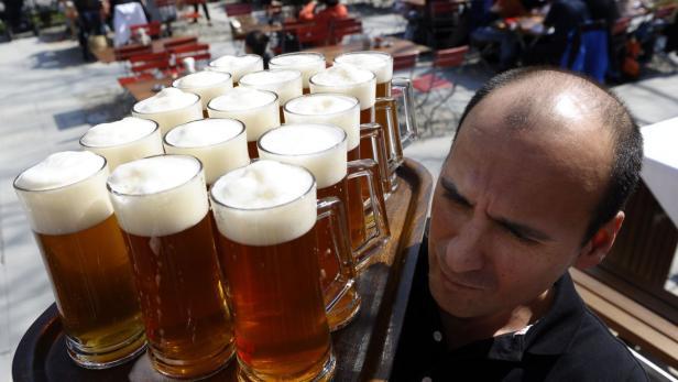 bier, schweizerhaus
