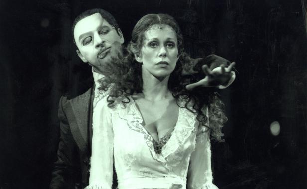 """Goebels größter Hit als Musicalstar in Wien: 700 Mal die Titelrolle im """"Phantom der Oper"""""""