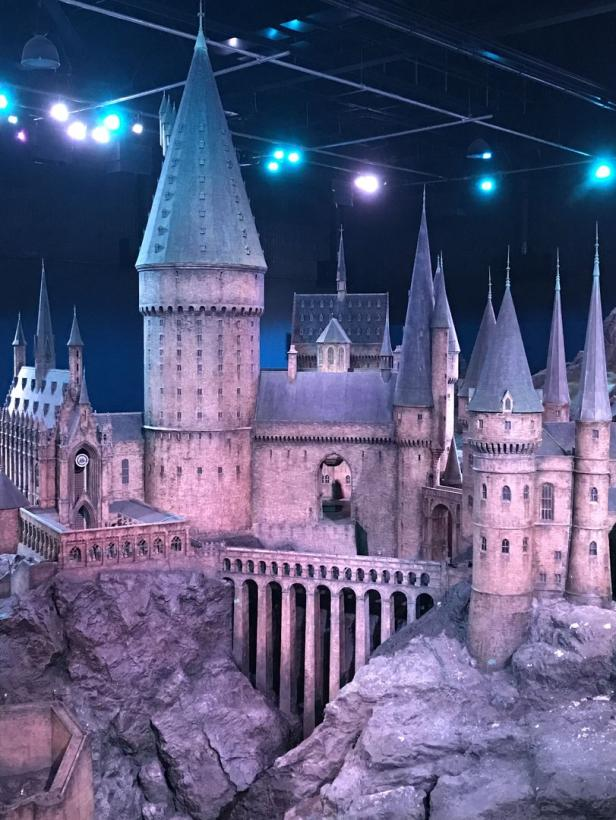 Harry Potter Studio Tour, London, Warner Bros., Wa…