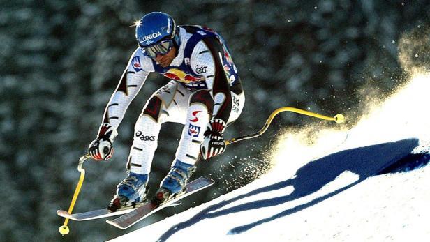 Triumph: Stephan Eberharter gelang 2004 die perfekte Fahrt.