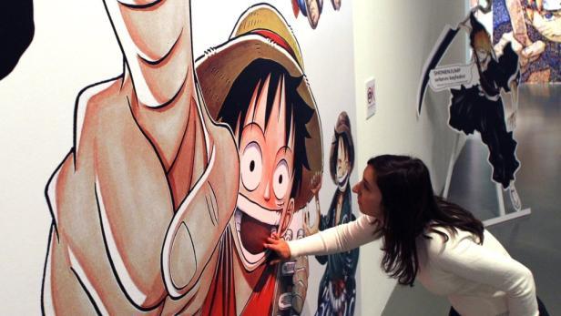 """Mangakas heißen die professionellen Manga-Zeichner. Auf den """"Cons"""" geben sie Einblick in ihr Können."""