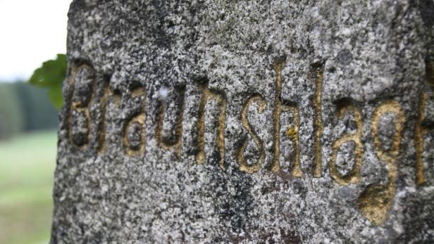 """""""Braunshlag"""": Was blieb, ist ein Rechtschreibfehler."""