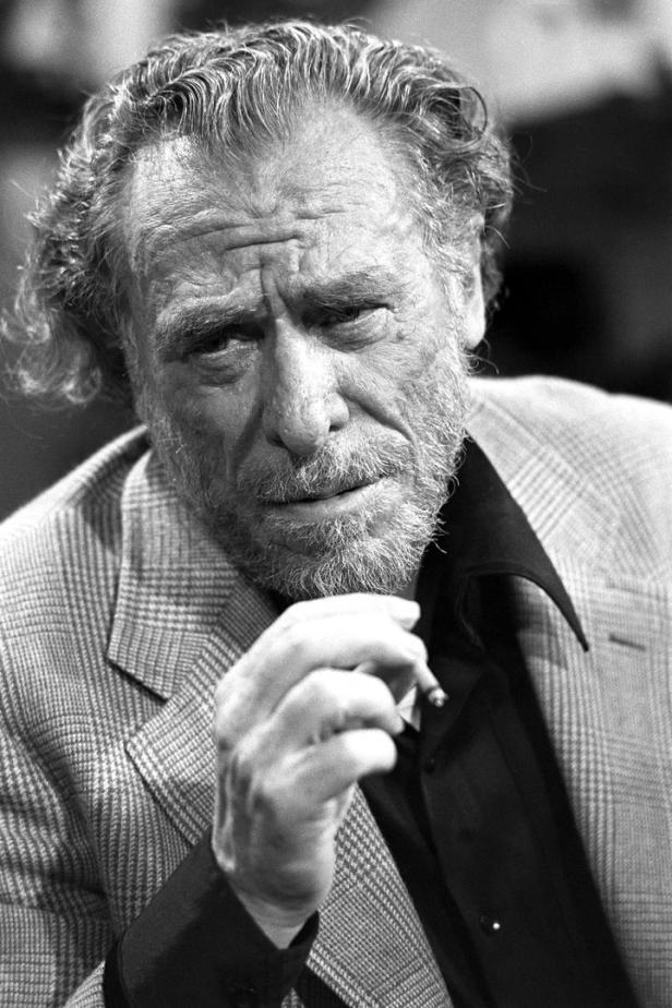 """Charles Bukowski on """"Apostrophes""""  French Talk Sho"""