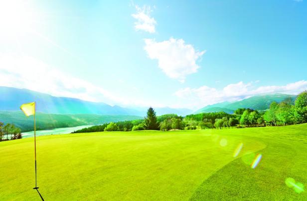 Golfanlage Millstätter See…